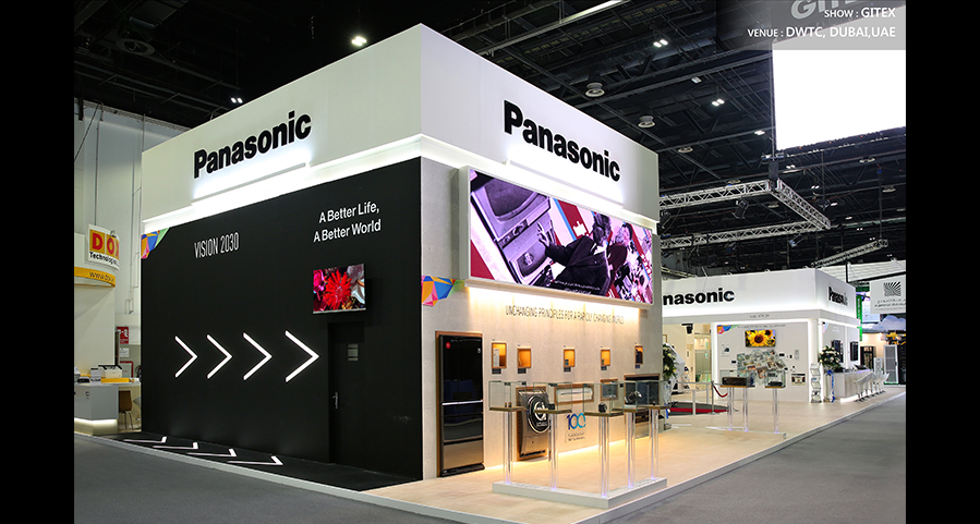 Exhibition Stand Builders In Sharjah : Invention global exhibits exhibition stands dubai igexhibits